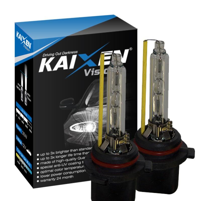 Ксеноновые лампы KAIXEN HB3/9005 (35W-3800Lm) Vision+