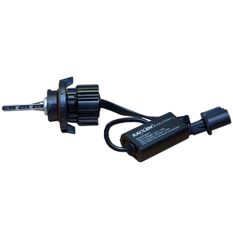 Светодиодные лампы KAIXEN Evolution H13 (50W-6000K)