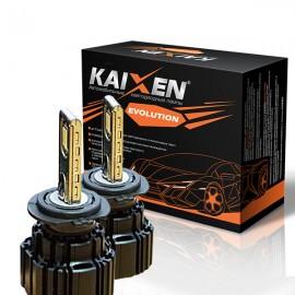 Светодиодные лампы KAIXEN Evolution H7 (50W-6000K)