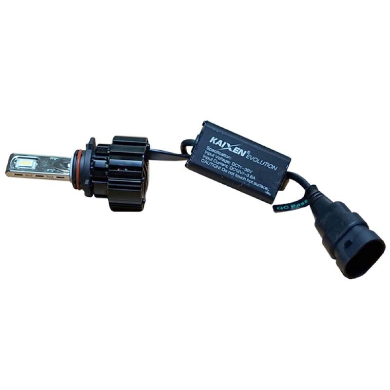 Светодиодные лампы KAIXEN Evolution HB3/9005 (50W-6000K)